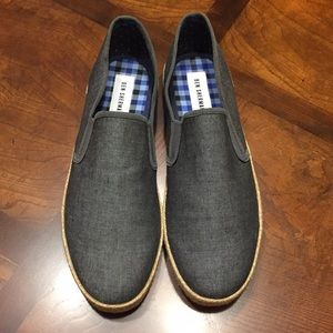 New Ben Sherman slip on sneakers